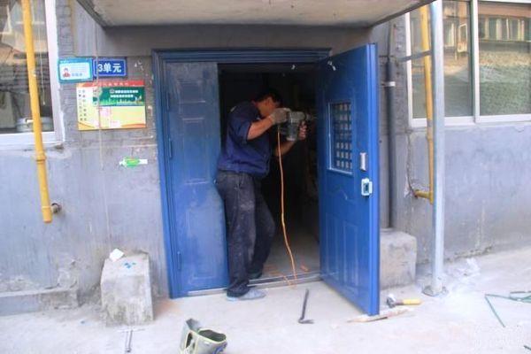淄博黄河河务局全面完成与主城区老旧小区牵手文明共建